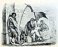 """Antiguas ciudades de América, 1842 """"Lepero (Mendigo). Memorialista de Méjico."""" (5960099237).jpg"""
