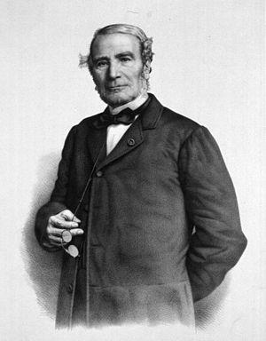 Antoine Bussy - French chemist Antoine Alexandre Brutus Bussy