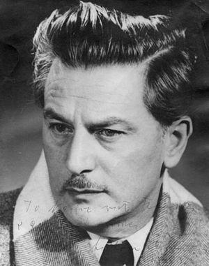 Anton Walbrook - Anton Walbrook in 1945