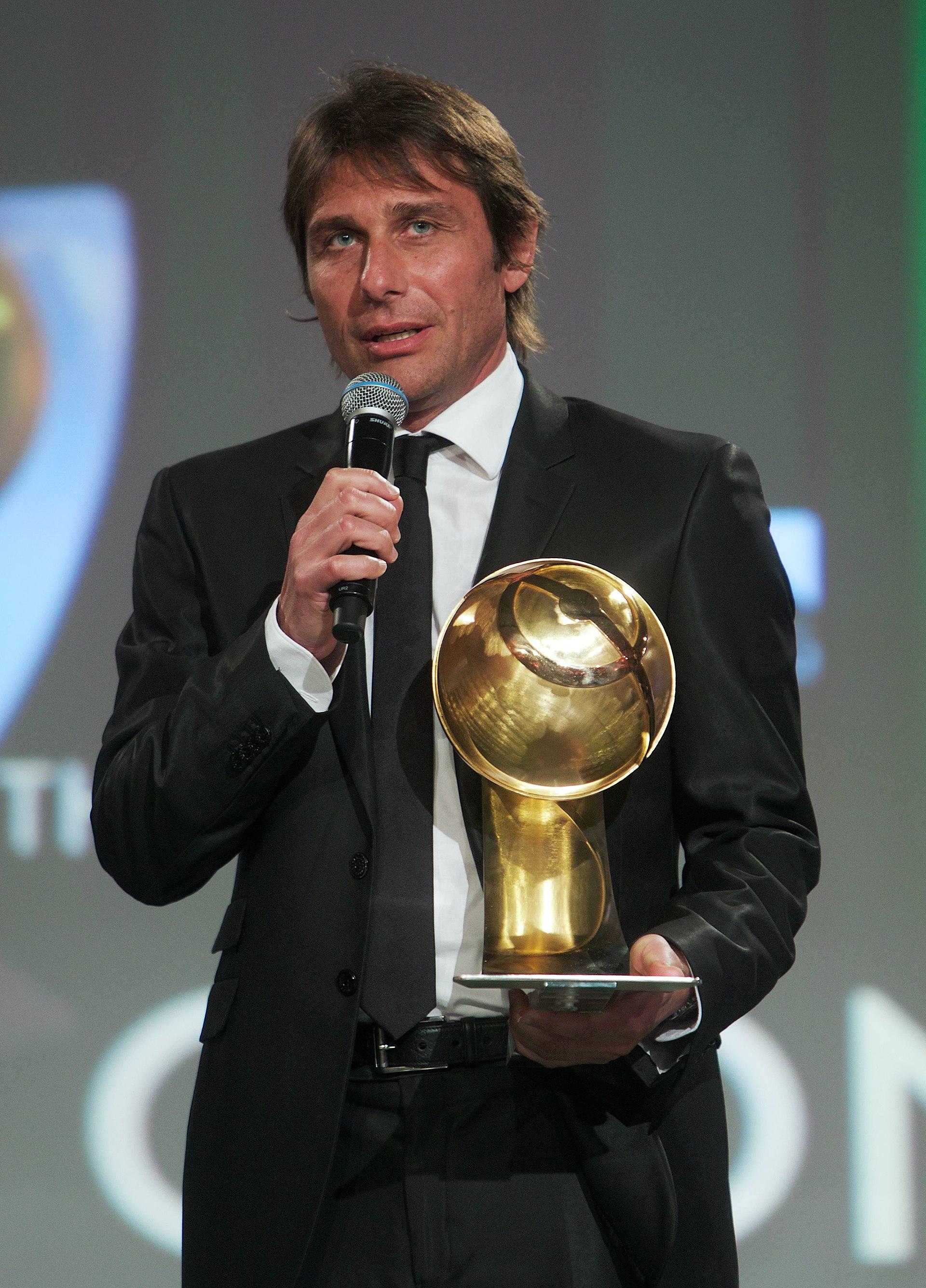Antonio Conte Wikipedia
