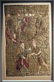 Antonio del pollaiolo (disegno), incontro di san giovanni col gran sacerdote, 1466-88.JPG