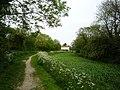 Approaching Top Lock - geograph.org.uk - 1415216.jpg