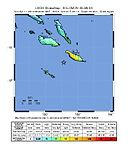 April 2010 Solomon Islands earthquake intensity USGS.jpg