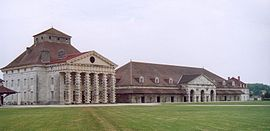 Royal Saltworks in Arc-et-Senans