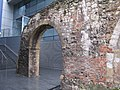 Arch in the wall - geograph.org.uk - 2220268.jpg