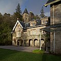 Ardtornish House - view of north wing from W.jpg