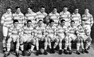 1951 South American Rugby Championship - The Argentine side that won the tournament