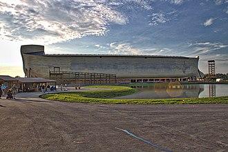 Answers in Genesis - Noah's Ark at Ark Encounter