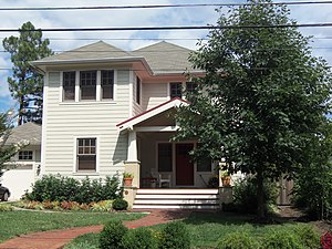 National Register of Historic Places listings in Arlington County, Virginia - Image: Arlington Heights Historic District 02