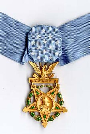 Audie Murphy - Army version of the Medal of Honor