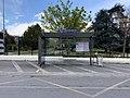Arrêt Bus Mairie Rosny Bois RER Rue Général Leclerc - Rosny-sous-Bois (FR93) - 2021-04-15 - 2.jpg