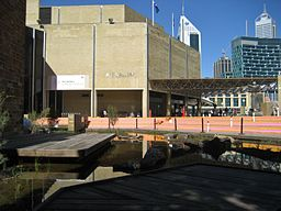 Art Gallery of Western Australia in Perth September 2010 II
