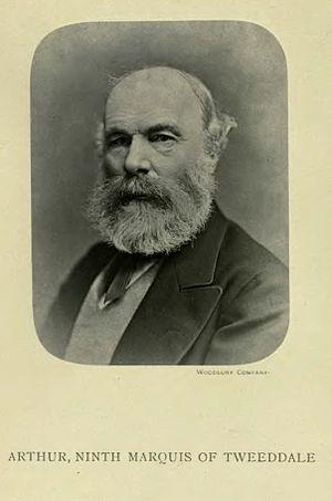 Arthur Hay, 9th Marquess of Tweeddale - Image: Arthur Hay Hume
