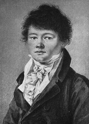 Arthur Schopenhauer - Schopenhauer as a youth