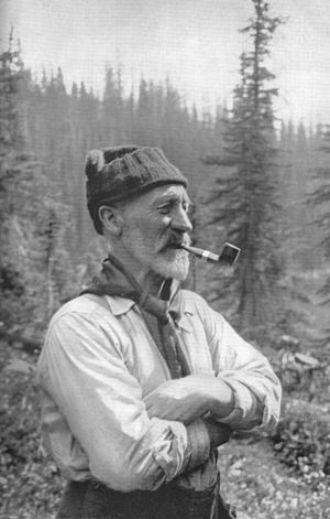Alpine Club of Canada - A.O. Wheeler