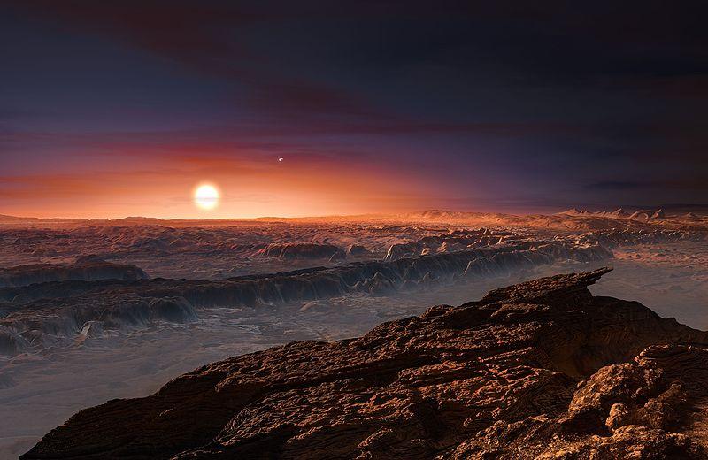 Proxima Centauri b, Planet dengan Tingkat Kegelapan yang Cukup Tinggi