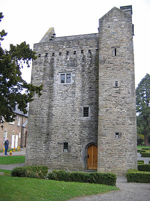 Ashtown, Dublin - Ashtown Castle, although named after the town land, actually lies in Castleknock, Phoenix Park to the south