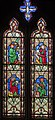 Ashwell, St Mary's church, Stained glass window (40125192190).jpg