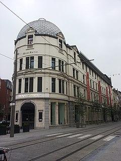 fashion museum in Antwerp