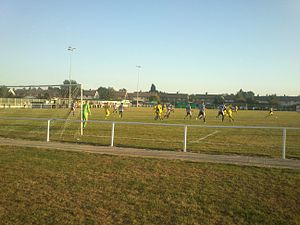 Athersley Recreation F.C. - Image: Athersley Rec 2