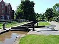 Atherstone Locks No 2, Coventry Canal, Warwickshire - geograph.org.uk - 1139336.jpg