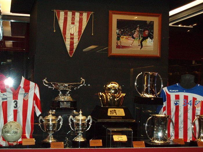 Anexo:Palmarés del Club Atlético de Madrid - Wikipedia, la ...