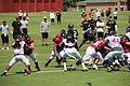 Atlanta Falcons training camp scrimmage, July 2016 4b.jpg