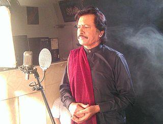 Attaullah Khan Esakhelvi Pakistani musician