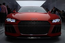 CES 2014 Audi TT Quattro