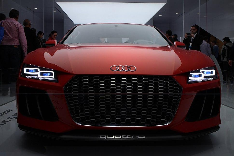 Audi at CES 2014 (11891951215)