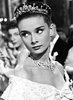 Audrey Hepburn in Roman Holiday (cropped).jpg