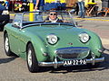 Austin Healey SPRITE Mk-1 dutch licence registration AM-22-96 pic2.JPG