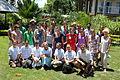 Australian volunteers in solomon Islands celebrate International Volunteer day 2011. Photo- AusAID (10676317043).jpg