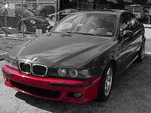 Bmw E39 M5 >> مصد السيارة - ويكيبيديا، الموسوعة الحرة