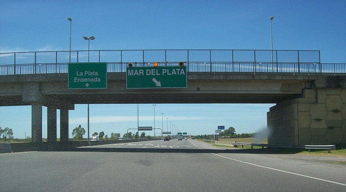 Ruta Nacional 1 (Argentina) - Wikipedia, la enciclopedia libre