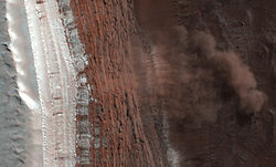 meaning of landslide