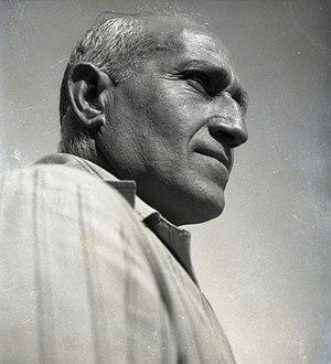 Avraham Sharon - Sharon, February 1932