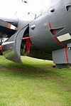 Avro Shackleton bomb-bay detail, Newark Air Museum. (12243884966).jpg