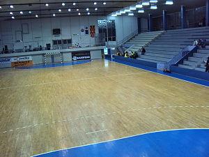 Avtokomanda - Image: Avtokomanda Sports Hall