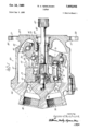 Axial piston pump US2956845 page 1.png
