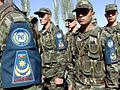 Azerbaijani soldiers at CENTRASBAT 01.jpg