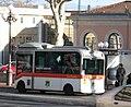 Béziers , Bus Occitan - small bus.jpg