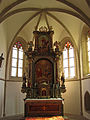Bürgerspitalskirche hl. Martin in Zwettl - Altar.jpg