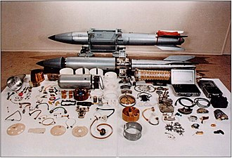 Nuclear engineering - Image: B 61 bomb (DOE)