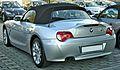 BMW Z4 Facelift 20090321 rear.jpg