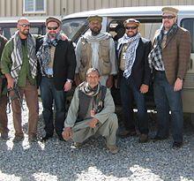 BW SIS Team Afganistan