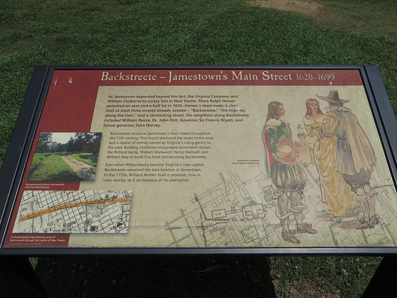 File:Backstreete, Jamestown's Main Street, 1620-1699 (14239239397).jpg