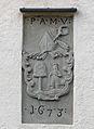 Baisweil - Lauchdorf - Alpenstr Nr 31 Wappen.JPG