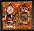 Balarama and Jagannath holding bows in their left hands, wit Wellcome V0017727.jpg