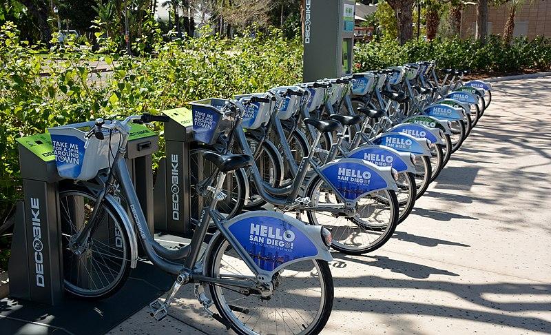 Melhores meios de transporte em San Diego